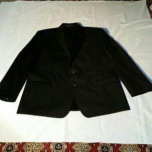 Lauren Ralph Lauren Fine Wool Black Blazer. 48R